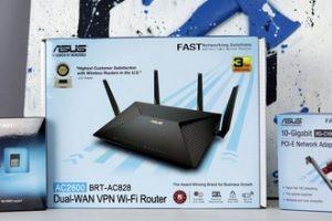 ASUS BRT-AC828 USB-AC53Nano XG-C100C