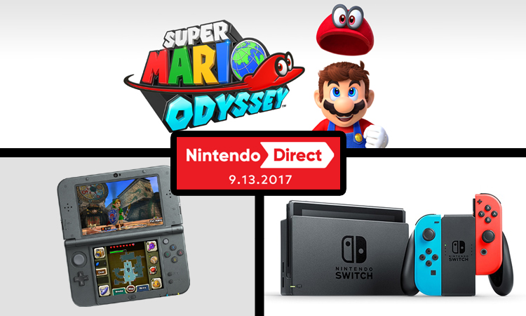 Nintendo Direct 01