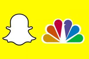 Snapchat NBC