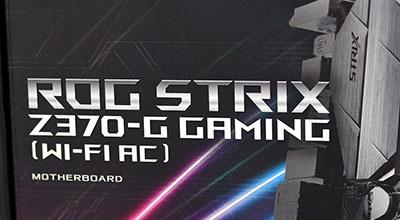 ASUS ROG Strix Z370-G Gaming WiFi AC