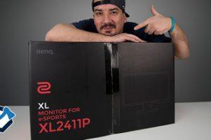 BENQ XL2411P