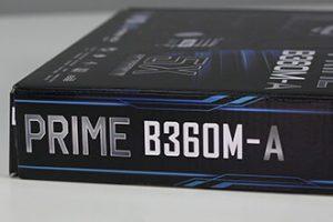 ASUS Prime B360M-A uvodna