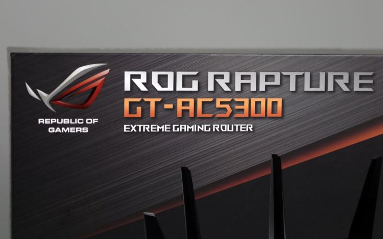 ASUS ROG Rapture GT-AC5300 U1
