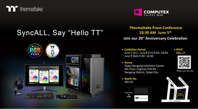 Thermaltake COMPUTEX
