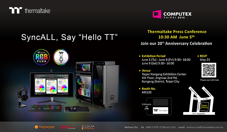 Thermaltake COMPUTEX 01