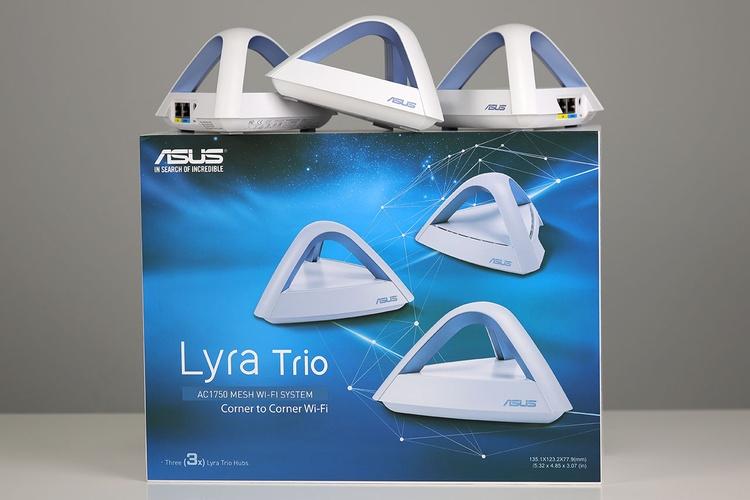 ASUS Lyra Trio U1